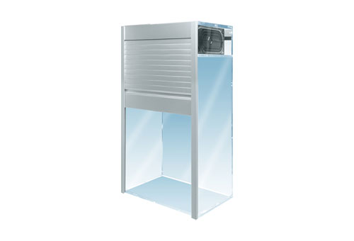 Aluminum Tambour Doors Aluminum Roll Up Storage Cabinets